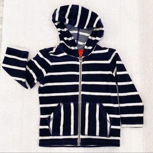 HANNA ANDERSSON Striped Beach Coverup. Size 3T.